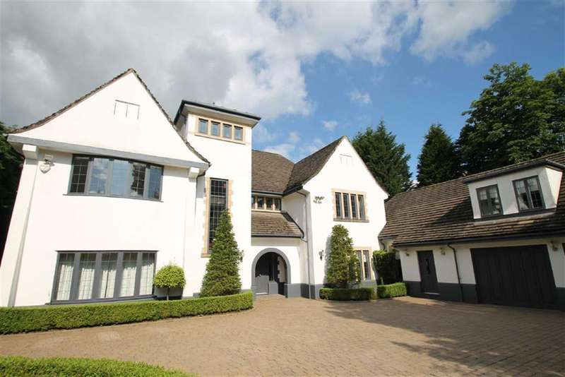 6 Bedrooms Property for sale in South Downs Road, Bowdon, Altrincham