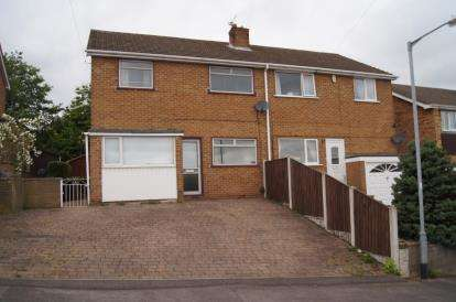 3 Bedrooms Semi Detached House for sale in Belper Avenue, Carlton, Nottingham, Nottinghamshire