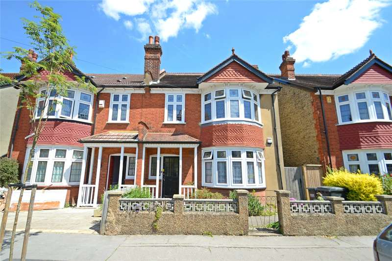 2 Bedrooms Apartment Flat for sale in Stretton Road, Croydon
