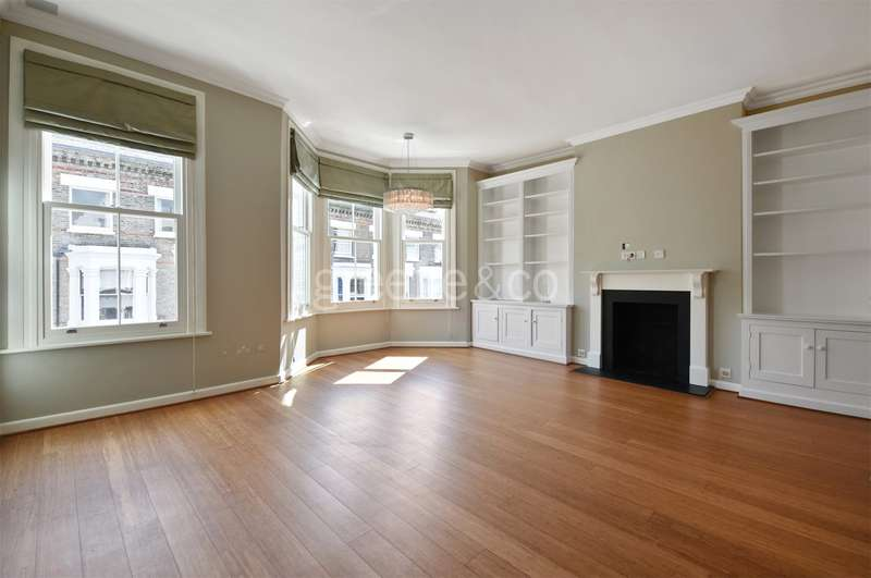 3 Bedrooms Flat for sale in Cotleigh Road, West Hampstead, London, NW6