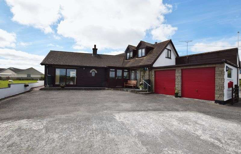 3 Bedrooms Detached Bungalow for sale in St. Giles-on-the-Heath, Launceston