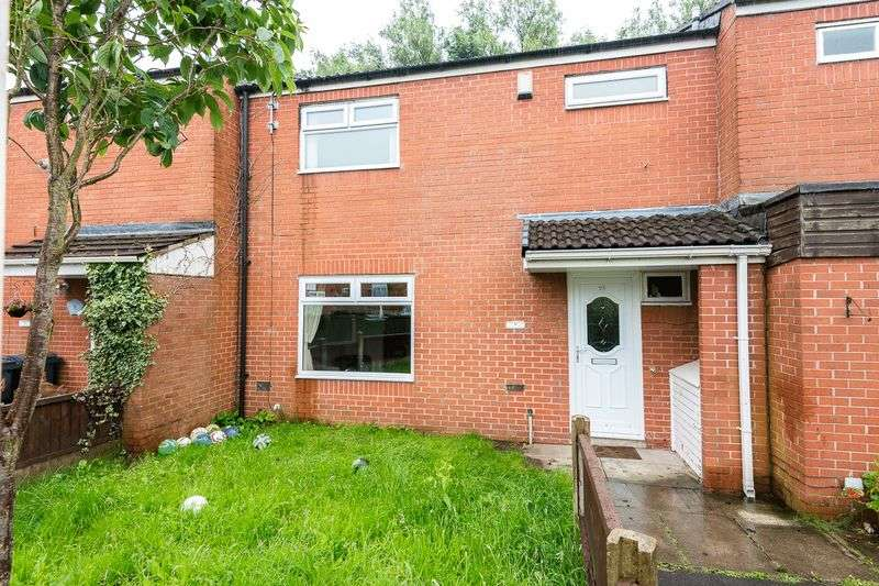 3 Bedrooms Terraced House for sale in Ledburn, Skelmersdale