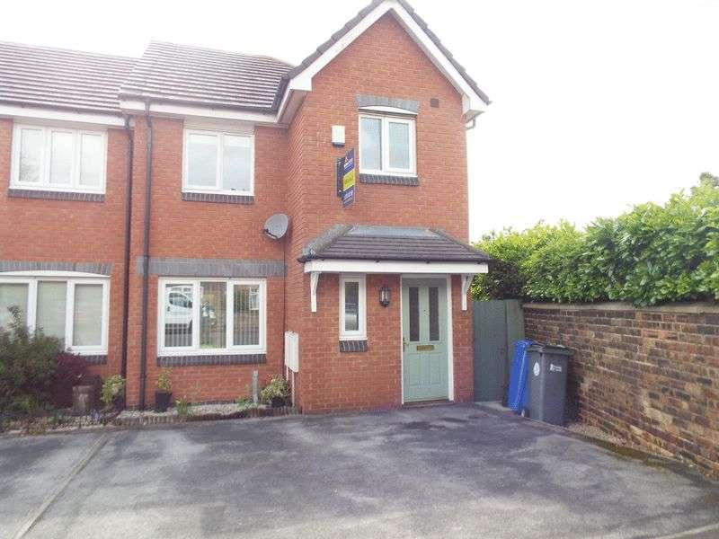 3 Bedrooms Terraced House for sale in Vivian Road, Fenton, Stoke-On-Trent
