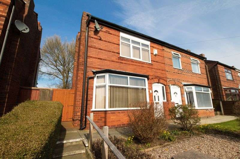2 Bedrooms Semi Detached House for sale in Langdale Avenue, Wigan