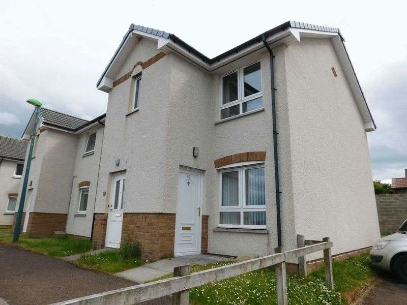 2 Bedrooms Flat for sale in 10 Vulcan Court, Thurso, Caithness, KW14 7JJ