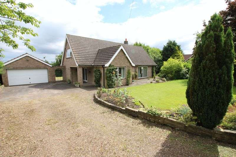 4 Bedrooms Detached House for sale in PINFOLD LANE, LITTLE CAWTHORPE