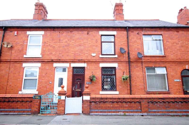 3 Bedrooms Terraced House for sale in Merlin Street, Wrexham