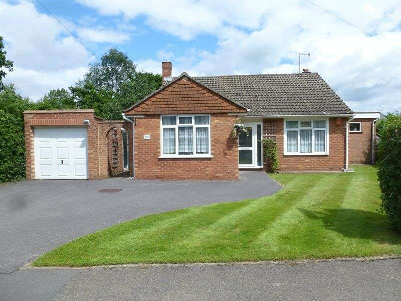 2 Bedrooms Detached Bungalow for sale in BOOKHAM - EXTENDED BUNGALOW IN POPULAR EASTWICK AREA