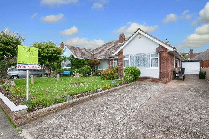 3 Bedrooms Bungalow for sale in Ingleside Crescent, Lancing