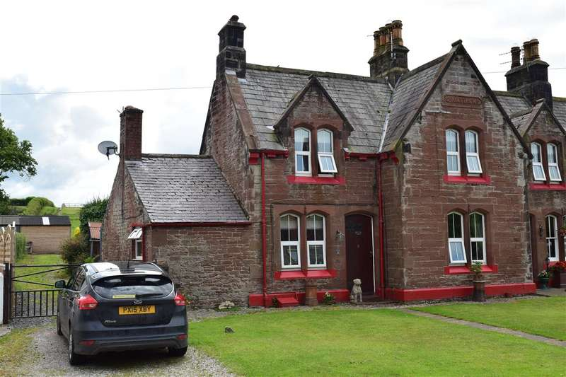 3 Bedrooms Property for sale in St Matthews Cottages, Westnewton, Wigton