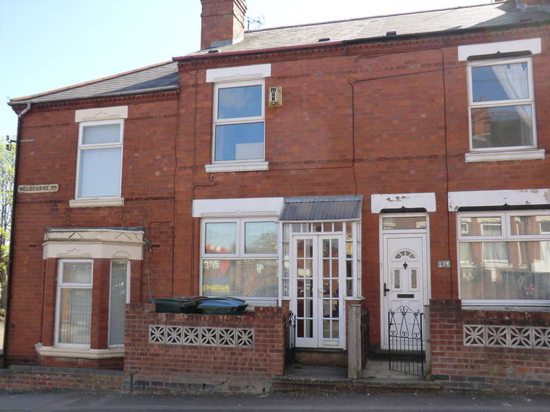 2 Bedrooms Terraced House for sale in Melbourne Road, Earlsdon