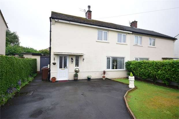 3 Bedrooms Semi Detached House for sale in Hilton Avenue, LYTHAM ST ANNES, Lancashire