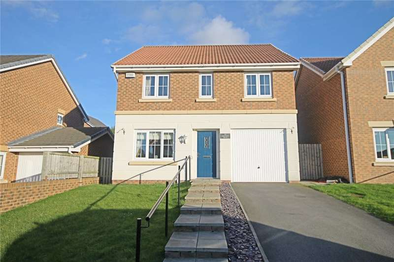 4 Bedrooms Detached House for sale in Chestnut Drive, Darlington, County Durham, DL1