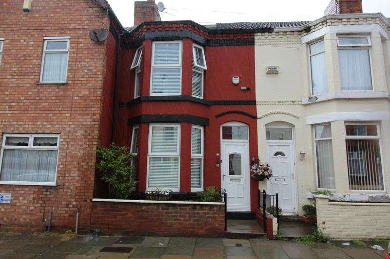 3 Bedrooms Terraced House for sale in Lander Road, Liverpool