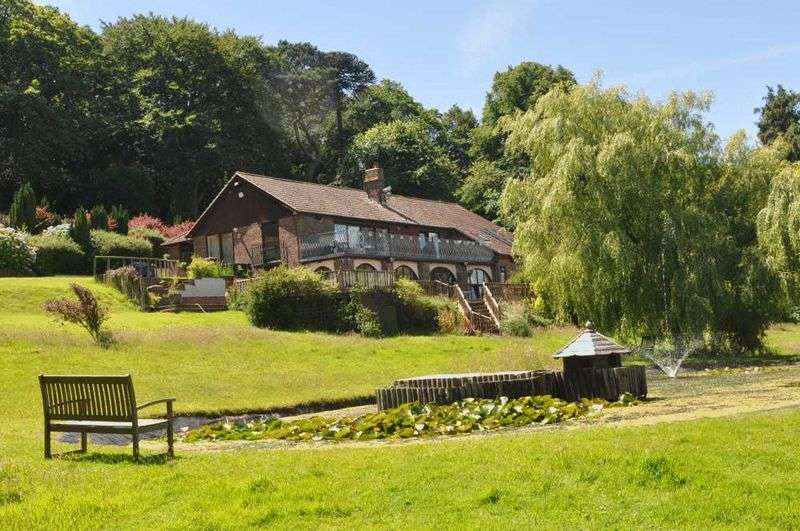 6 Bedrooms Detached House for sale in Fairlight, Hastings, East Sussex