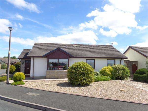 3 Bedrooms Detached Bungalow for sale in 4 Hywel Way, South Meadows