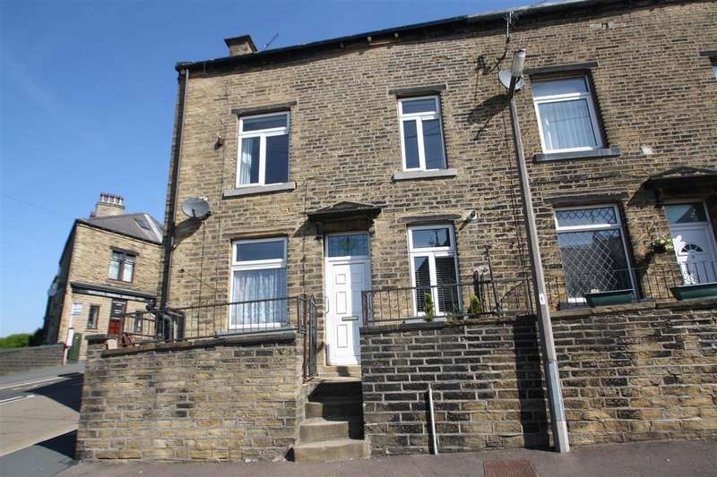 3 Bedrooms Terraced House for sale in Clay Street, Off Tuel Lane, Halifax