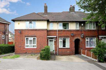 2 Bedrooms Terraced House for sale in Ivy Hall Road, Shiregreen, Sheffield, South Yorkshire