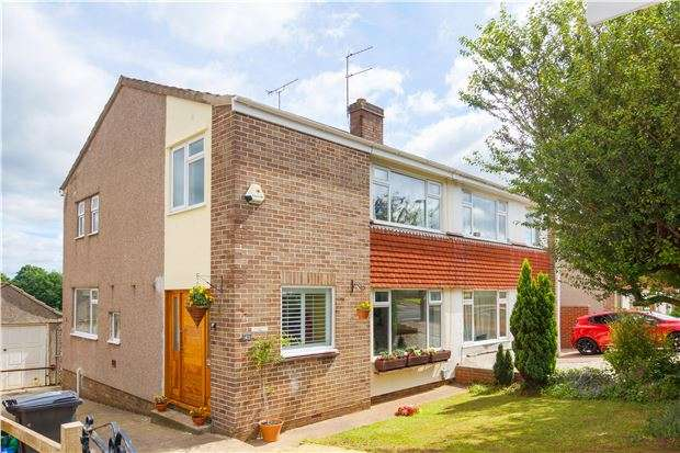 3 Bedrooms Semi Detached House for sale in Westbourne Road, Downend, BRISTOL, BS16 6RU
