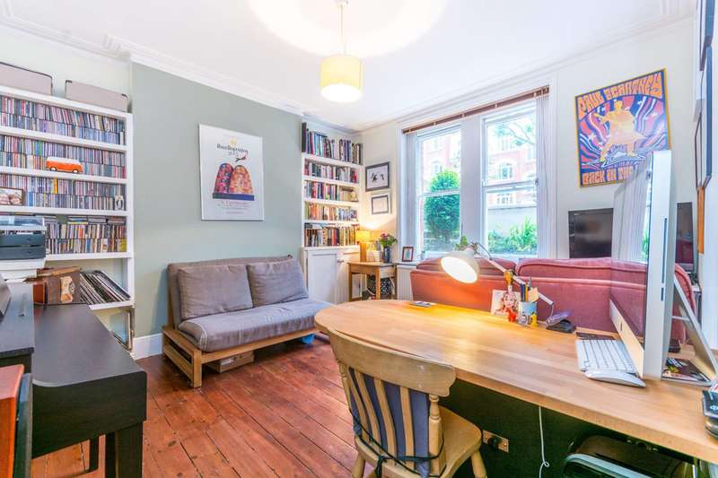1 Bedroom Flat for sale in Widley Road, Maida Vale, W9