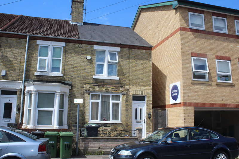 3 Bedrooms End Of Terrace House for sale in St Marks Street, Peterborough, PE1 2TU