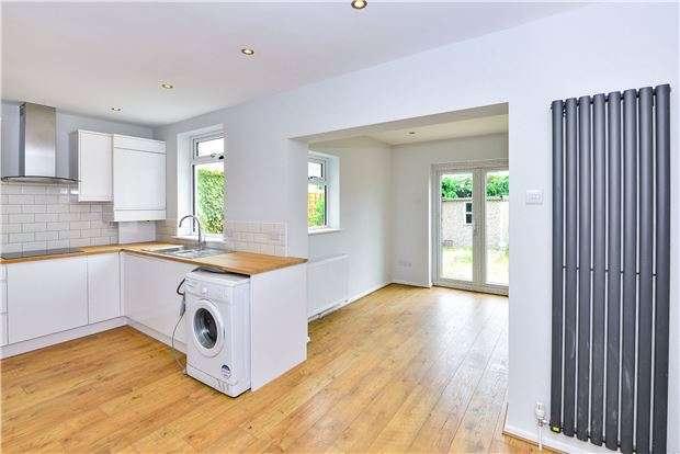 3 Bedrooms Terraced House for sale in Burleigh Gardens, BATH, BA1 3RR