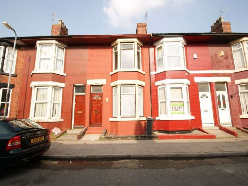2 Bedrooms Terraced House for sale in Cambridge Road, Bootle