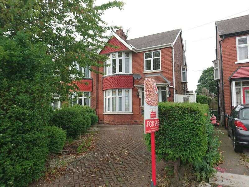 3 Bedrooms Semi Detached House for sale in Station Road, Scunthorpe, DN15 6PY
