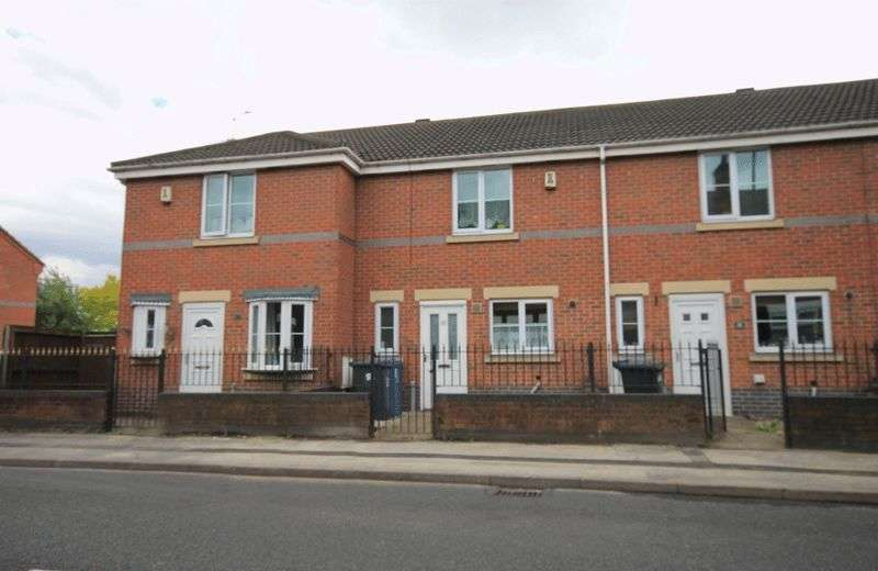 2 Bedrooms Terraced House for sale in SLACK LANE, DERBY