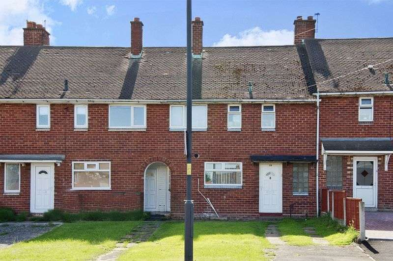 3 Bedrooms Terraced House for sale in Cresswell Crescent, Walsall