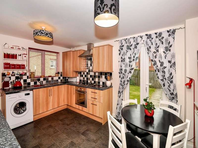 3 Bedrooms Detached House for sale in Joseph Street, Grimethorpe, Barnsley, S72