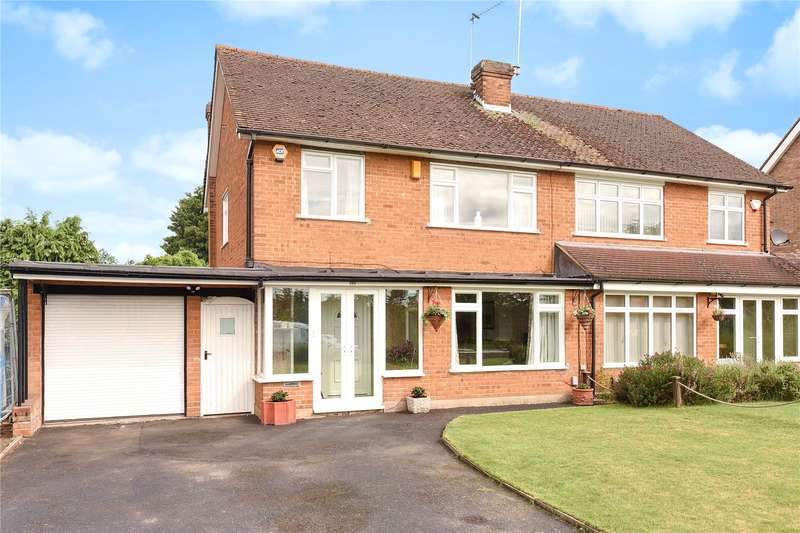 3 Bedrooms Semi Detached House for sale in Uxbridge Road, Rickmansworth, Hertfordshire, WD3
