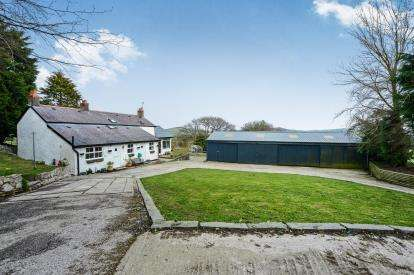 4 Bedrooms Detached House for sale in Llanfair TH, Abergele, Conwy, North Wales, LL22