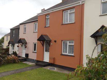 3 Bedrooms Terraced House for sale in Helston Road, Penryn, Cornwall