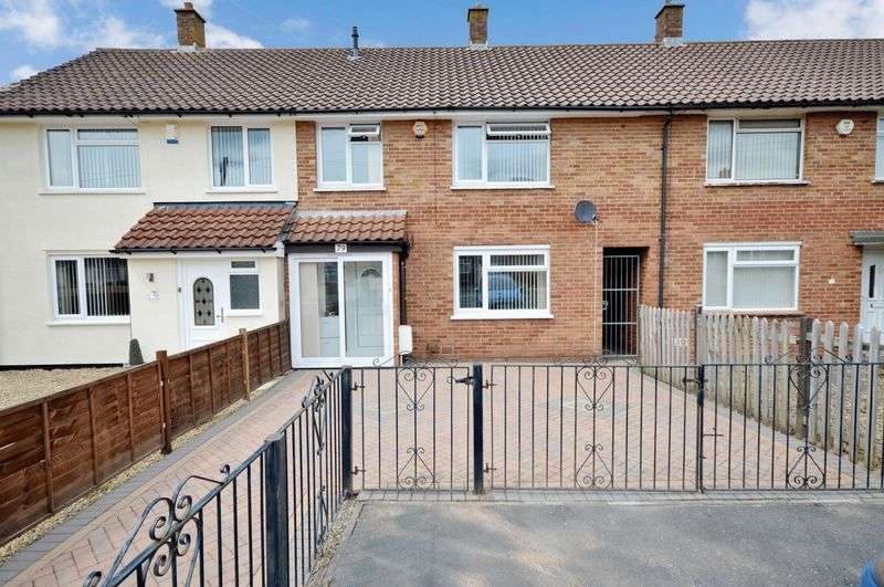 3 Bedrooms Terraced House for sale in Shortwood Road, Bristol