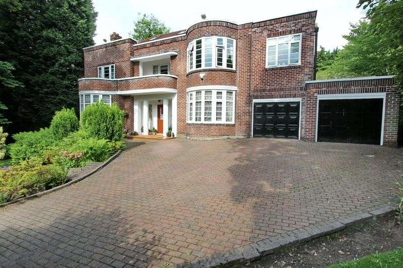 6 Bedrooms Detached House for sale in Sedgley Park Road, Prestwich, Manchester