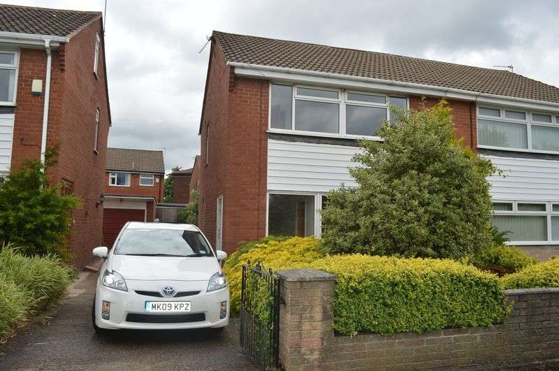 3 Bedrooms Semi Detached House for sale in Hazelwood Drive, Audenshaw
