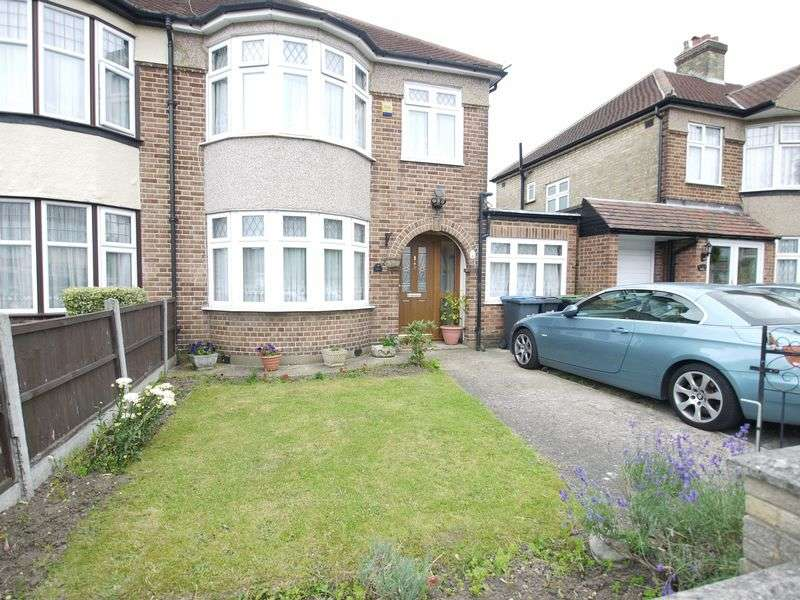 3 Bedrooms Semi Detached House for sale in Norfolk Road, Enfield