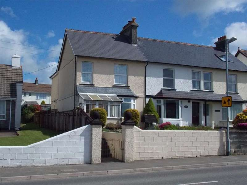 3 Bedrooms End Of Terrace House for sale in Five Lanes, Dobwalls, Liskeard
