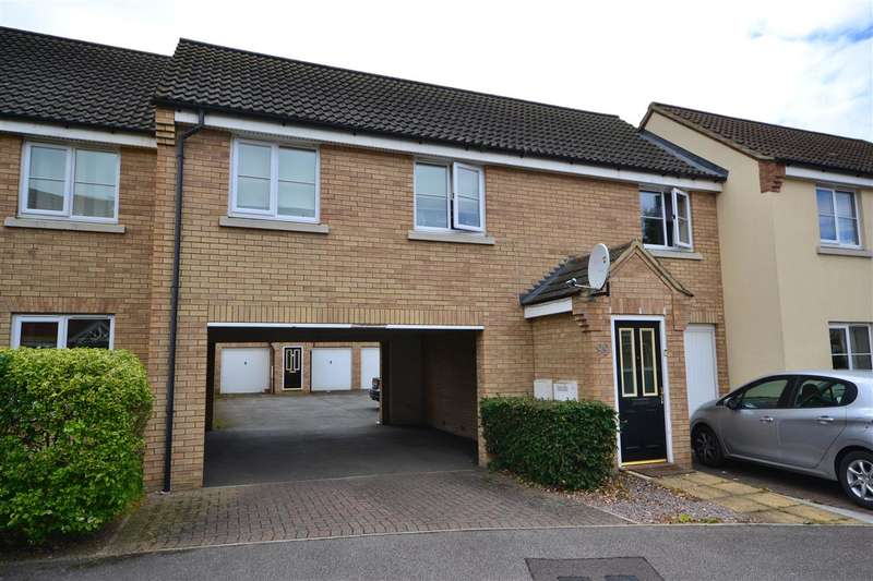 2 Bedrooms Terraced House for sale in Heron Croft, Soham