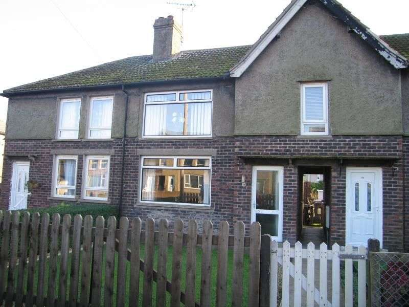 3 Bedrooms Semi Detached House for sale in Ennerdale Terrace, Whitehaven, CA28