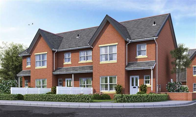 3 Bedrooms Property for sale in Plot 6 Old Davids Mount, 177 Kingsway, MANCHESTER, M24