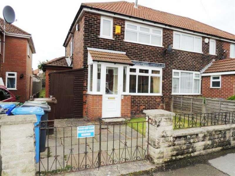 2 Bedrooms Property for sale in Lines Road, Droylsden, Manchester