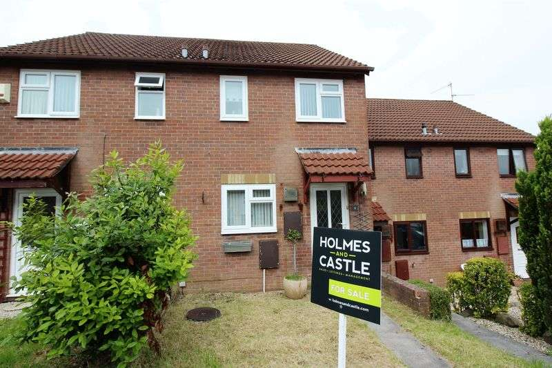 2 Bedrooms Terraced House for sale in Heather Court, Cwmbran