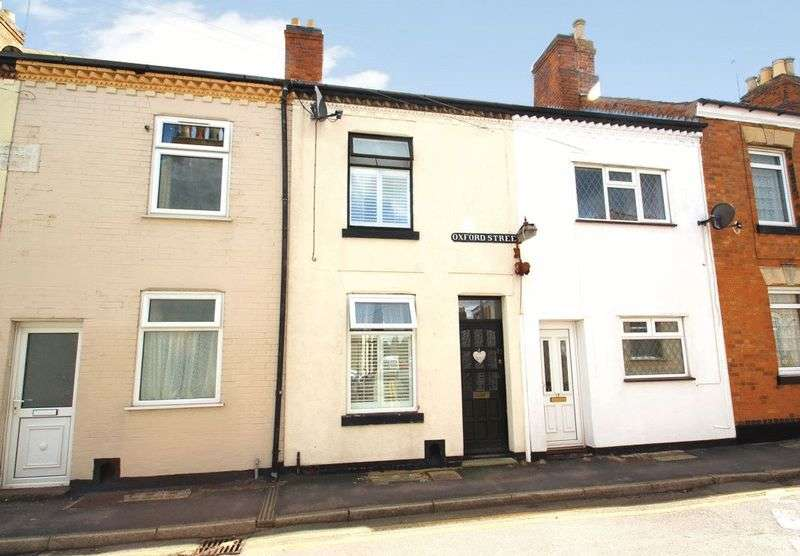 2 Bedrooms Terraced House for sale in Oxford Street, Syston, Leicestershire