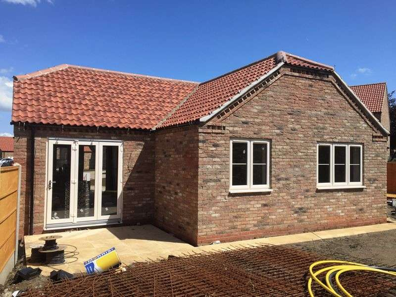 3 Bedrooms Detached Bungalow for sale in Rookery Meadow, Scotter, Gainsborough