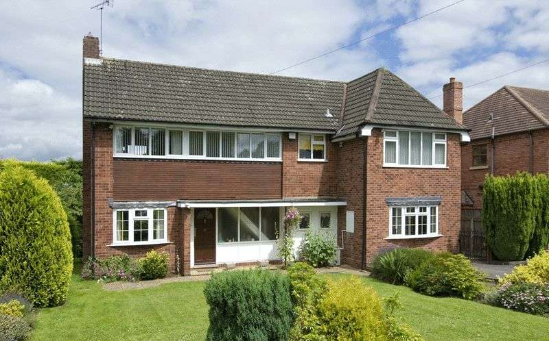4 Bedrooms Detached House for sale in Summercourt Drive, Kingswinford