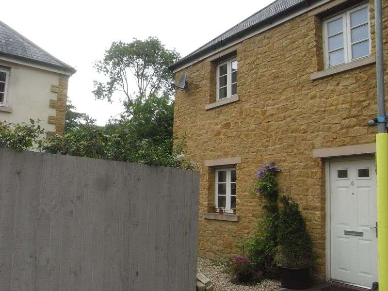 3 Bedrooms Terraced House for sale in Crewkerne