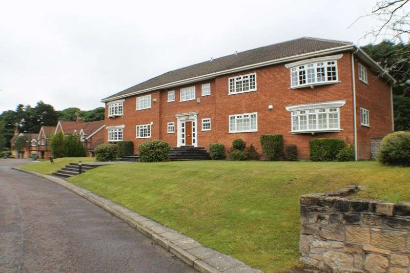 2 Bedrooms Flat for sale in Thermopylae Court, Prenton