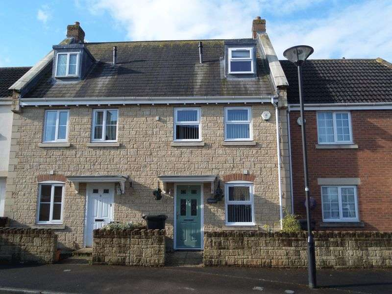 3 Bedrooms Terraced House for sale in Mayfly Road, Oakhurst